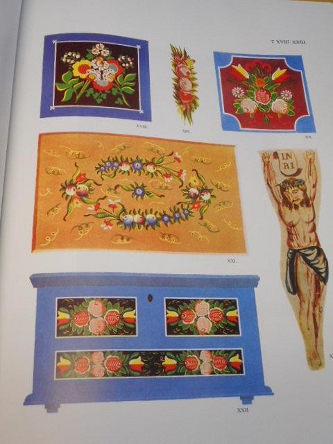 Lidové umění na Hané - Jan Rudolf Bečák - 1997