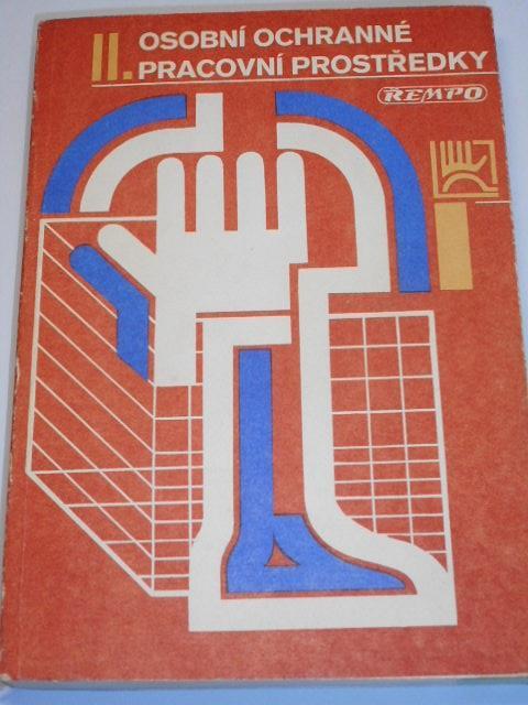 Osobní ochranné pracovní prostředky - II. díl - 1988 - Řempo