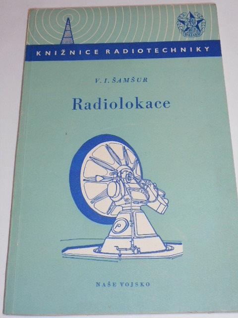 Radiolokace - V. I. Šamšur - 1954