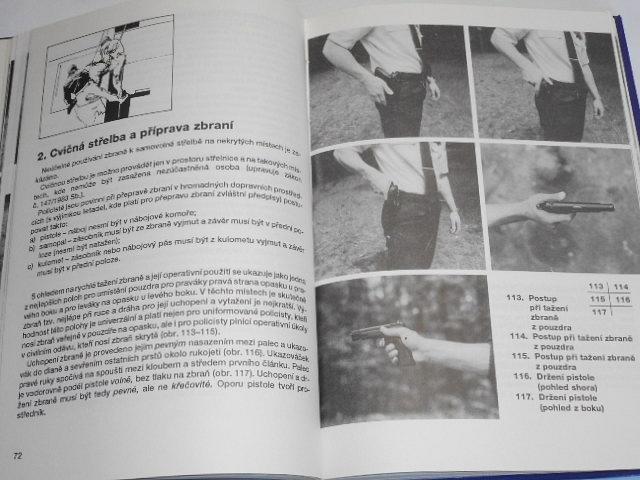 Taktika policejní akce - Zdeněk Náchodský - 1993