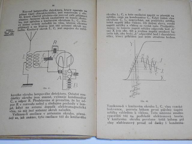 Oč jde v bezdrátové telegrafii - Arnošt Steinbach - 1925