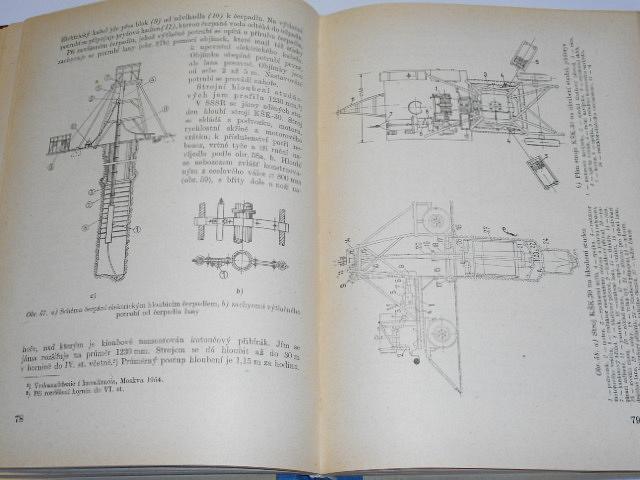 Stavba studní - příručka pro studnaře - M. Pštross, Č. Pštross - 1959