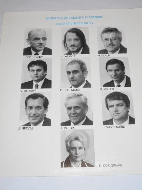 Kdo je kdo v dnešním Československu - 1990