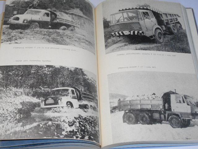 K dějinám Tatry Kopřivnice - Tatra - Miroslav Klos - 1967, 1970, 1975, 1990
