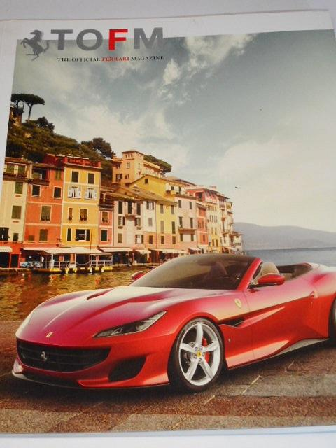 The Official Ferrari Magazine - 36 - 2017 - TOFM