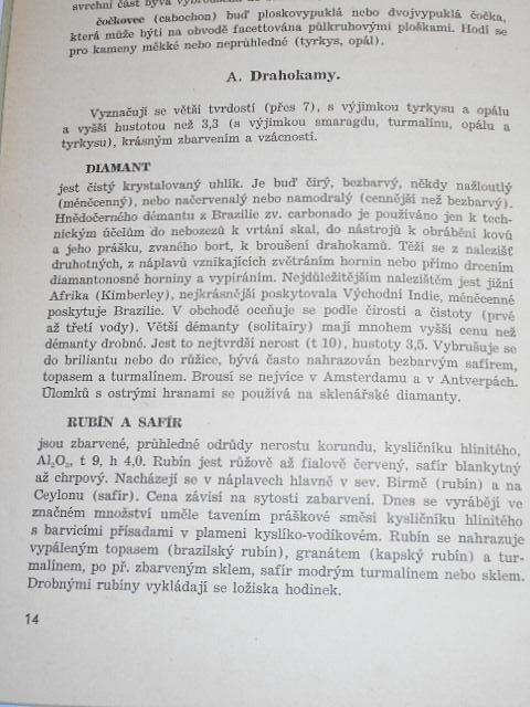 Učebný text pro nauku o zboží - 1. díl - Antonín Komárek - 1943