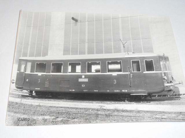 Tatra - motorový vůz M 131.101 - fotografie