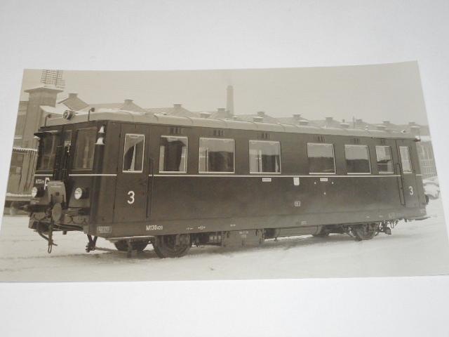 Tatra - motorový vůz M 130.426 - fotografie
