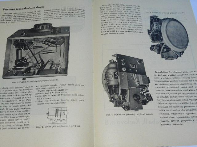 Philips - bateriová jednookruhová dvojka - schema 21