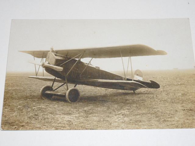 Letadlo - fotografie