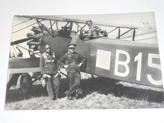 Aero AP-32 let. pluk 2 - fotografie
