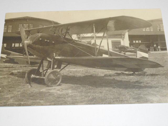Avia B 21 - stíhací dvouplošník - fotografie