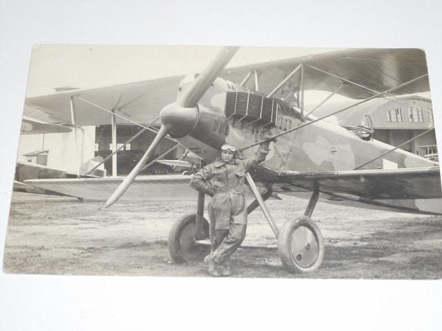 Letoun A 12.31 - fotografie - 1925