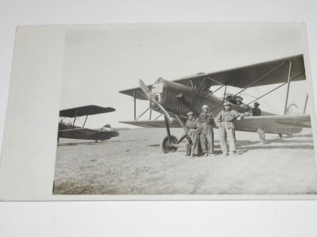 Letoun A 6.111 - fotografie - 1928
