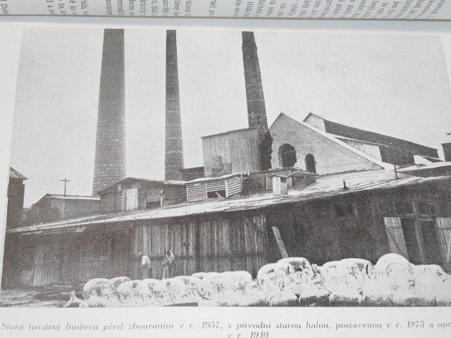 Historie sklářství v Dubňanech - k 85. výročí Skláren Moravia n. p. Kyjov závod Dubňany - 1960