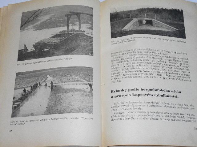 Ojedinělé rybníky - Jaromír Říha - 1943