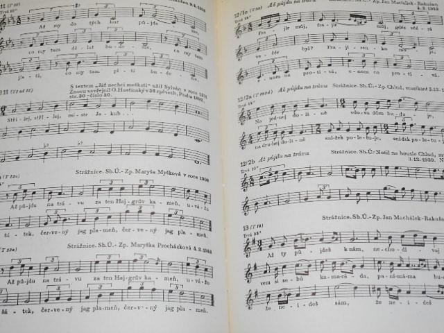 Živá píseň - Vladimír Úlehla - 1949