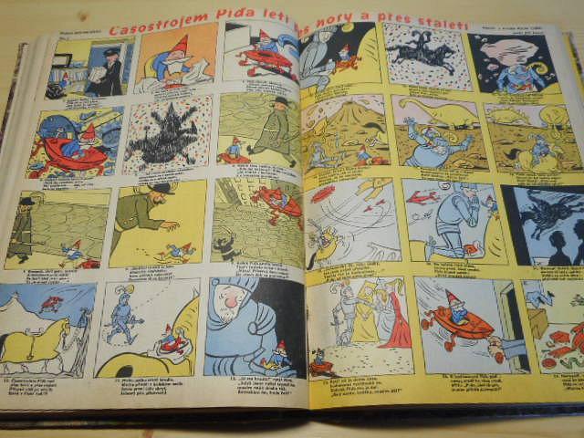 ABC mladých techniků a přírodovědců - 1958