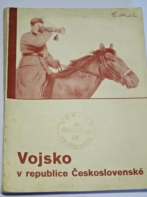 Vojsko v republice Československé - 1933
