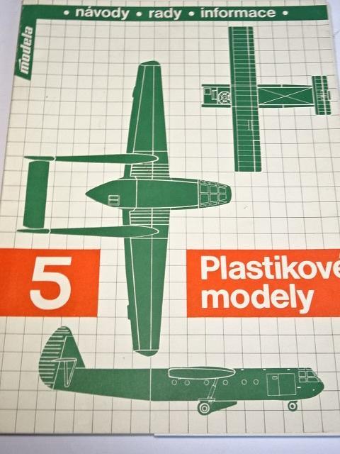 Stavíme plastikové modely 5 - SPM - Modela
