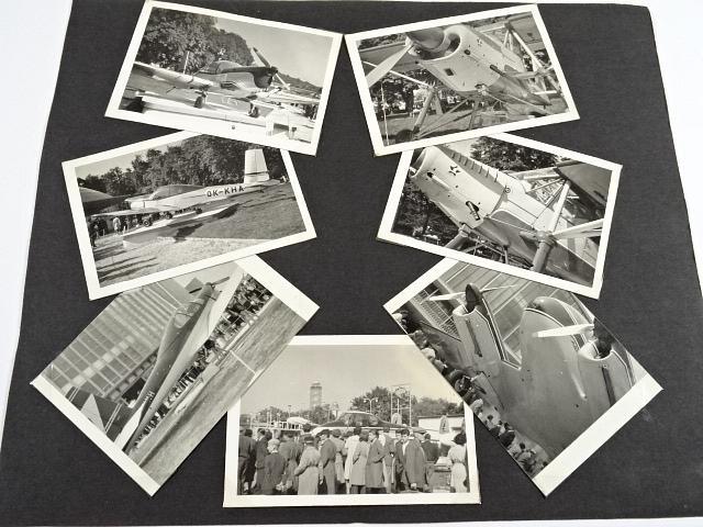 Letouny - fotografie z výstavy