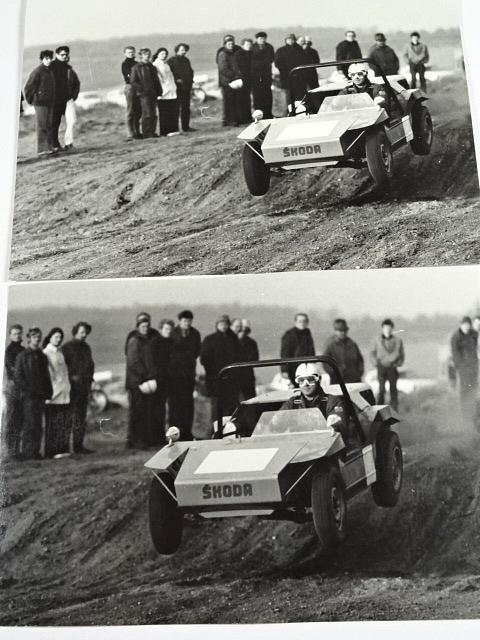Škoda Buggy - fotografie