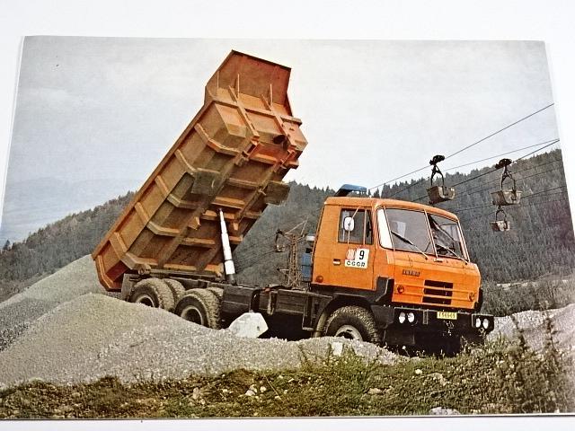 Tatra 815 S1 Arktik 26 208 6x6.2 - prospekt