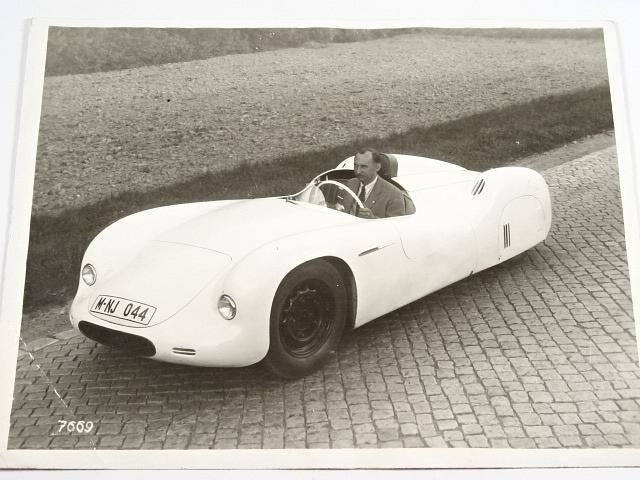 Tatra 602 - B. Sojka - 1949 - fotografie