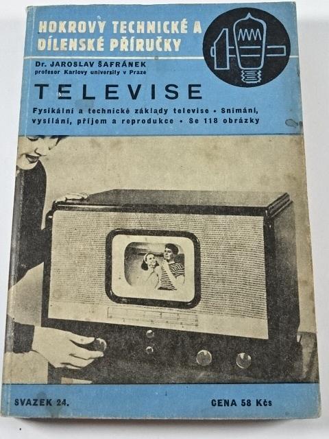 Televise - Jaroslav Šafránek - 1947