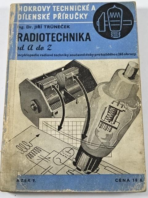 Radiotechnika od A do Z - Jiří Trůneček