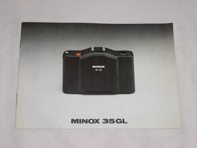 Minox 35 GL - 1978 - prospekt