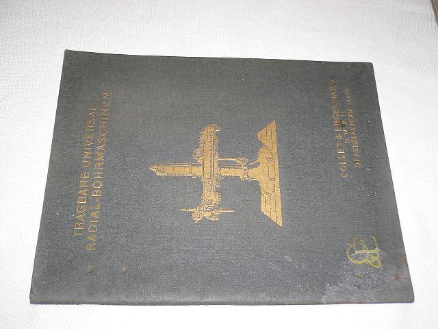 Collet a Engelhard - vrtačky - 1912 - prospekt