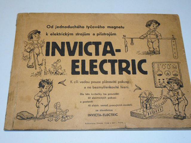 Invicta-electric - návod ke stavebnici