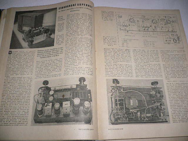Radioamatér - časopisy - 1947