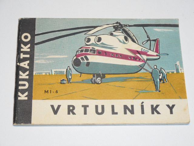 Vrtulníky - Karel Feuerstein - 1961 - Kukátko