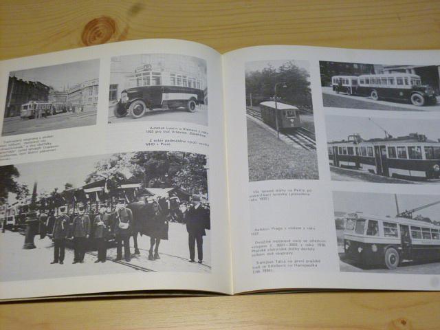 110 let městské hromadné dopravy v Praze - 1985