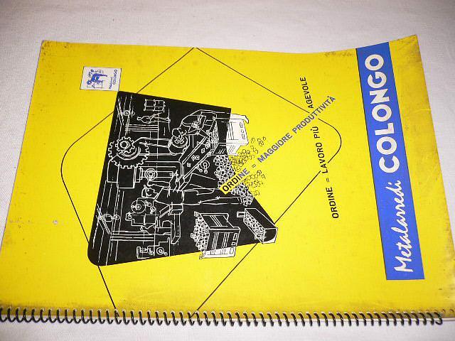 Metalarredi Colongo - Ordine = maggiore produttivita...