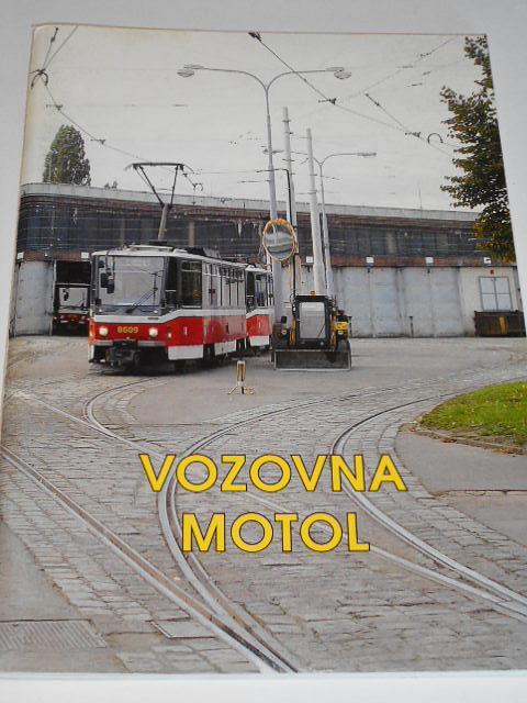 Vozovna Motol - Pavel Fojtík - 2004