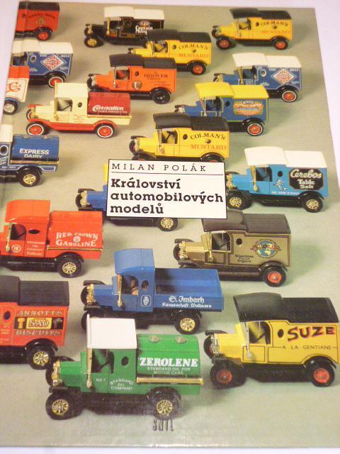 Království automobilových modelů - Milan Polák - 1992