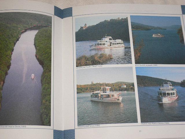 Lodní doprava v Brně - 1946 - 1996