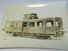 Tatra - motorový vůz M 130.242 - fotografie