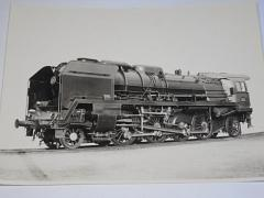 S. N. C. F. 5 - parní lokomotiva - fotografie