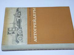 Autograjdery - konstrukce, teorie... 1970 - rusky