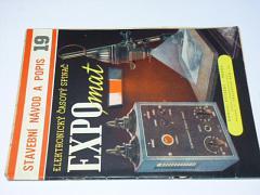 Expomat, elektronický časový spinač - stavební návod a popis 19