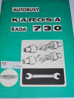 Karosa - dílenská příručka pro zadní nápravy Rába - 1981