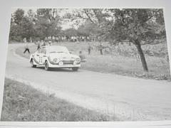 Škoda 130 RS - fotografie - Rallye Škoda ?