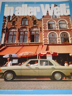 Mercedes - Benz - in aller Welt - 148 - 4/1977 - španělsky