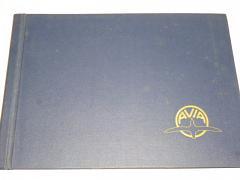 Avia Praha, národní podnik Letňany - 1919 - 1969