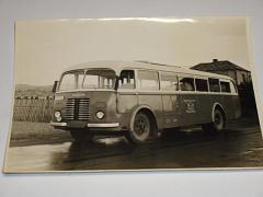 Škoda 706 RO - autobus - fotografie