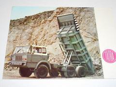Tatra 813 S 1 - pohlednice